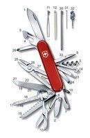Фото Нож Victorinox SwissChamp Red 1.6795