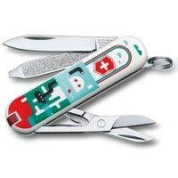 Нож Victorinox Classic SD Sea World 0.6223.L1502