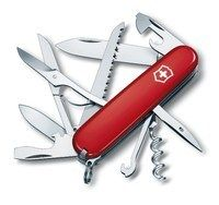 Фото Комплект нож Victorinox Huntsman Red 1.3713 + чехол для ножа Victorinox 4.0520.3