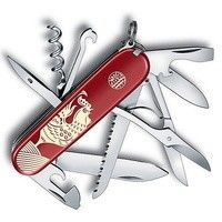 Фото Нож Victorinox Huntsman Year of the Rooster 1.3714.E6